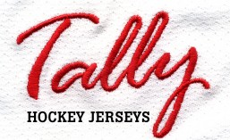 Tally Hockey Jerseys